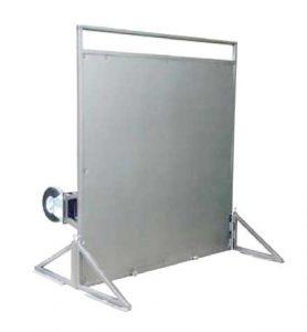 Ширма рентгенозащитная «Арион ШРП 3-1,5-1,5УП»