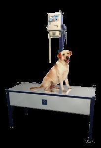 Универсальный цифровой малодозовый комплект рентгеновского оборудования Лабрадор (стол большой)