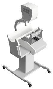 Настольный ветеринарный конусно-лучевой компьютерный томограф для мелких животных VeSAT TM